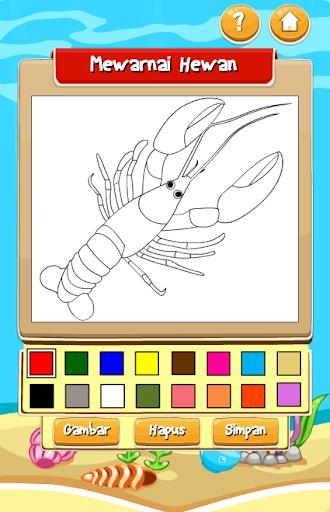 Game Anak Edukasi Hewan Laut 2.0.0 screenshots 4