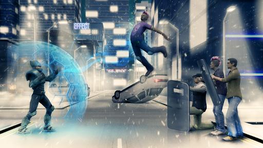 Dark Superhero Fly Simulator screenshots apkspray 2