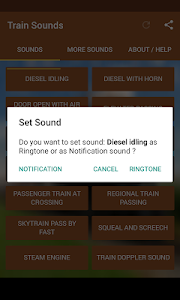 Train Sounds screenshot 1