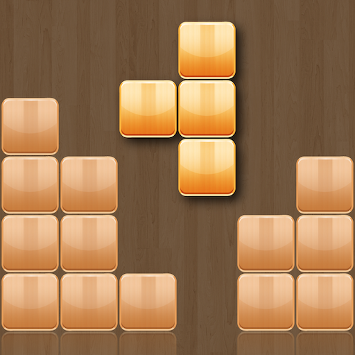 Wood Block Blitz Puzzle