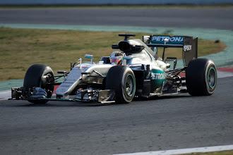 Photo: Lewis Hamilton - AMG Mercedes F1