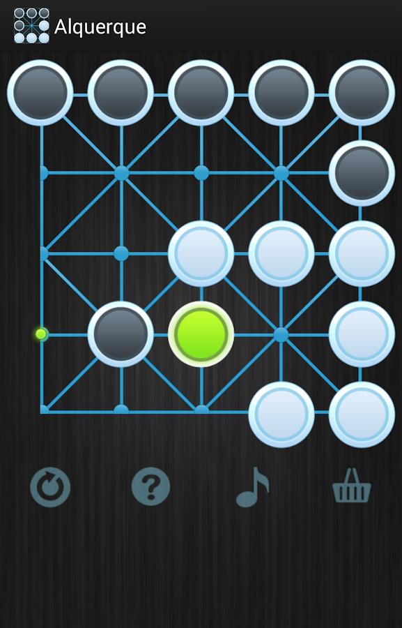Alquerque- screenshot