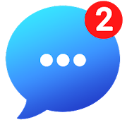 Messenger for Messages,Chat,Video,Text,Call ID