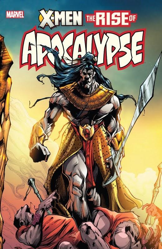 X-Men: The Rise of Apocalypse (2016)