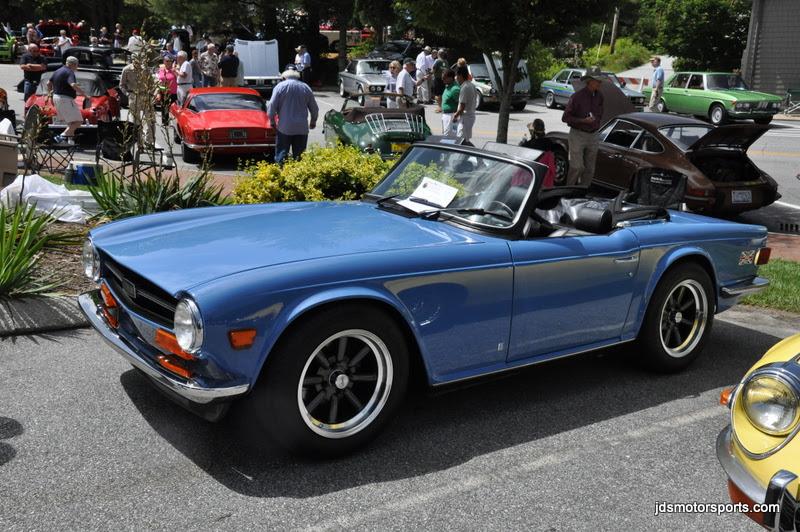 Highlands Motoring Festival Car Show Photos