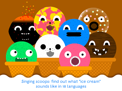 BUBL Ice Cream- screenshot thumbnail