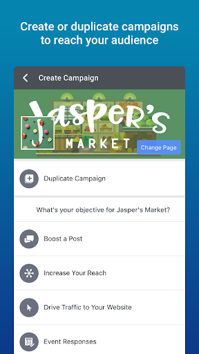 Facebook Ads Manager screenshot 2