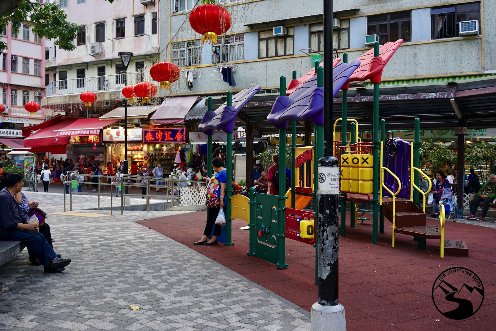 Tai Po walking tour