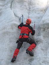 Photo: Peter: Trainingsstunden für den Aufstieg Huayna Potosi