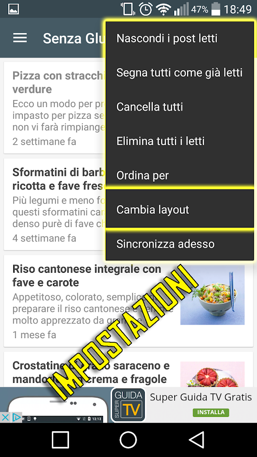 Ricette di cucina gratis - Android Apps on Google Play