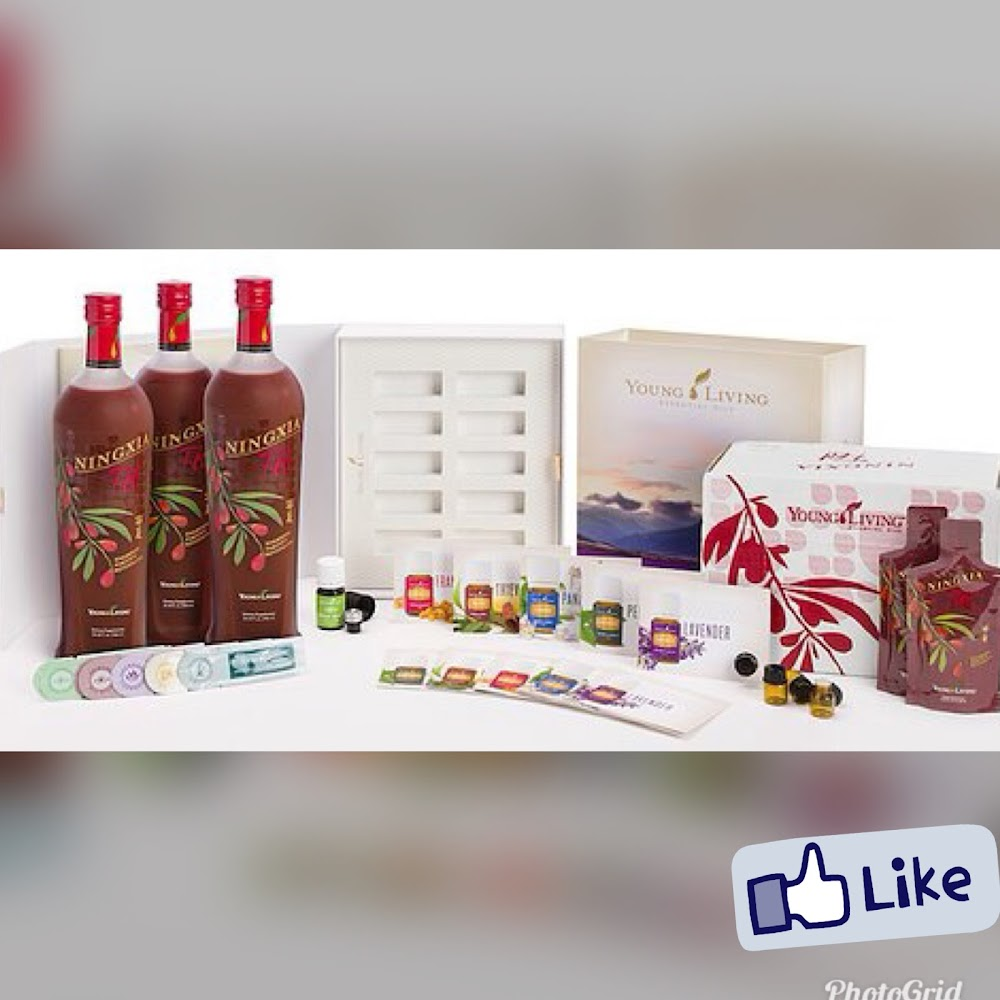 Premium Starter Kit with NingXia 寧夏紅高級入門套裝