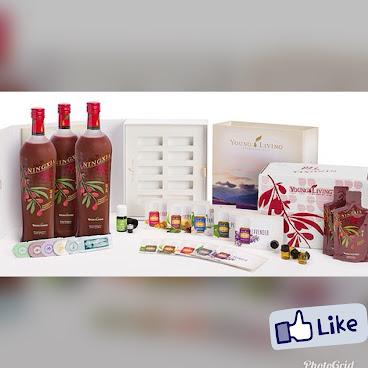 Premium Starter Kit with NingXia 寧夏紅高級入門套裝
