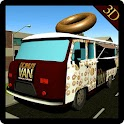 Donut Van Delivery Simulator icon