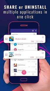 Bluetooth App Sharer / Sender / Unistaller - náhled