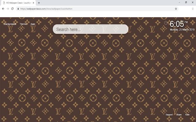 Louis Vuitton Wallpaper HD
