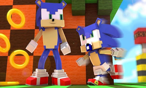 Map Sonic Life for MCPE 2.0 {cheat|hack|gameplay|apk mod|resources generator} 1