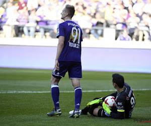 """L'ancien chouchou d'Anderlecht donnera le coup d'envoi dimanche : """"Je vais parler à Teodorczyk pour l'encourager"""""""
