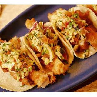 Kk's Fish Tacos