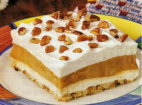 Butterscotch Pecan Dessert Recipe
