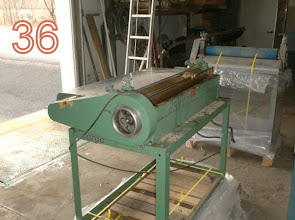 Photo: Hot gluing machine Minco