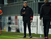 """Felice Mazzù est heureux mais taille la presse: """"Le plus important, c'est de prendre les trois points"""""""