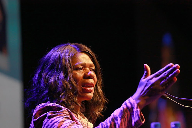 Thuli Madonsela. File photo.