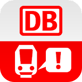 DB Streckenagent icon