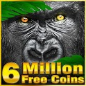King Ape Slots Vegas Jackpot - Gorilla Rampage icon