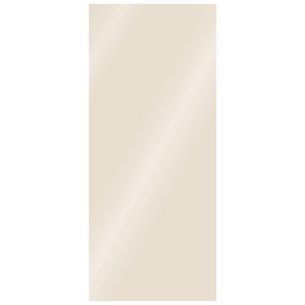 Douche panneaux muraux brillant 1 M x 2.4 M beige brique
