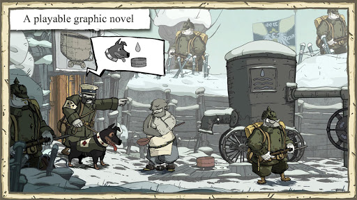 Valiant Hearts The Great War  screenshots 2