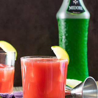 Watermelon Citrus Cocktail