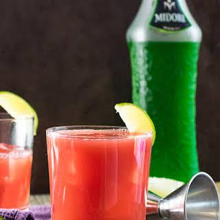 Watermelon Citrus Cocktail.