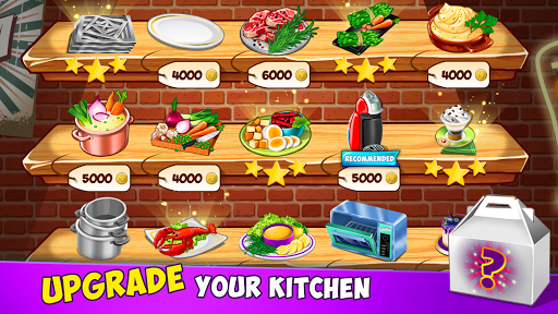 Tasty Chef - Cooking Games 2020 in a Crazy Kitchen  Wallpaper 3