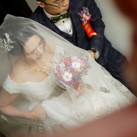 婚礼摄影师 Yixing Yang (penguinyang). 25.12.2017的图片