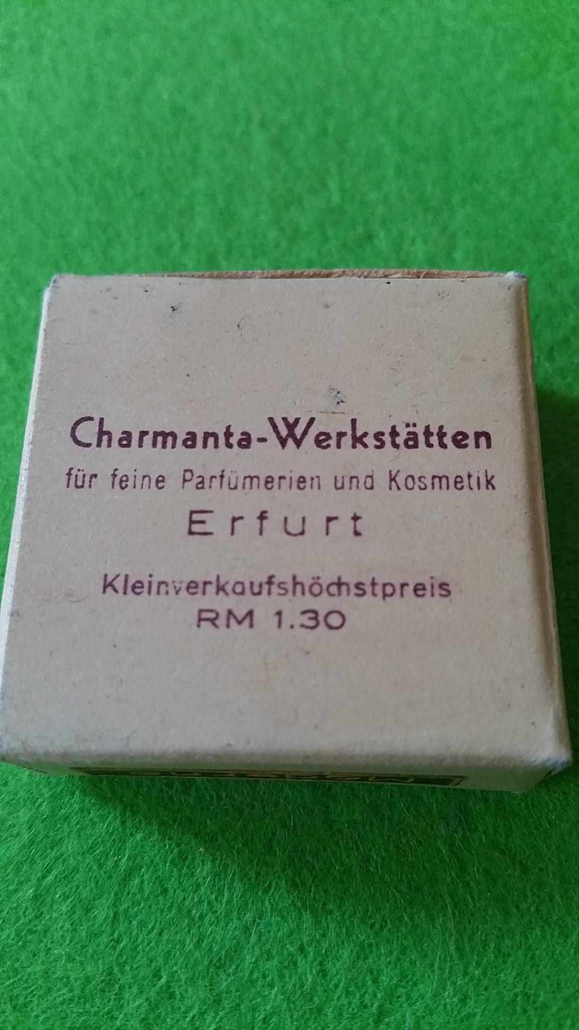 Charmanta Moderne Rouge, handgepreßt, Charmanta-Werkstätten in Erfurt