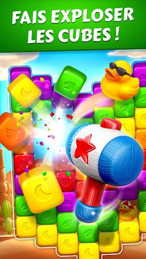 Toon Blast  captures d'écran 2