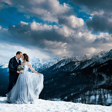 Wedding photographer Anna Ragushkina (AnnaKRD). Photo of 23.02.2018