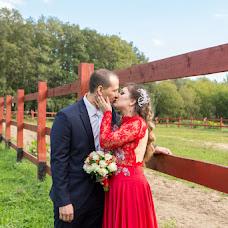Wedding photographer Anna Saveleva (Savanna). Photo of 14.10.2016