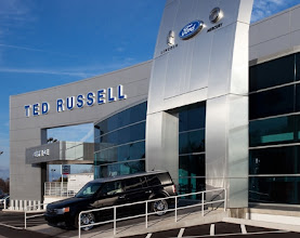 Photo: Ted Russell Ford in Knoxville, TN entry portal