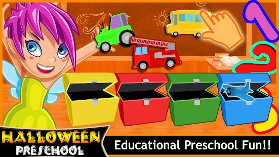 Halloween Preschool Kids Games - Android Apps on Google Play