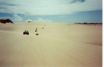 Photo: Rally Buggy Brasil '2003