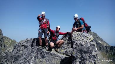 Photo: a sme na vrchole :)