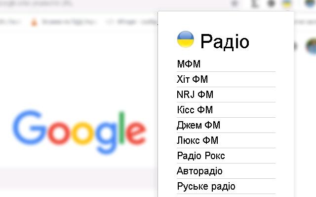 Онлайн радіостанції України