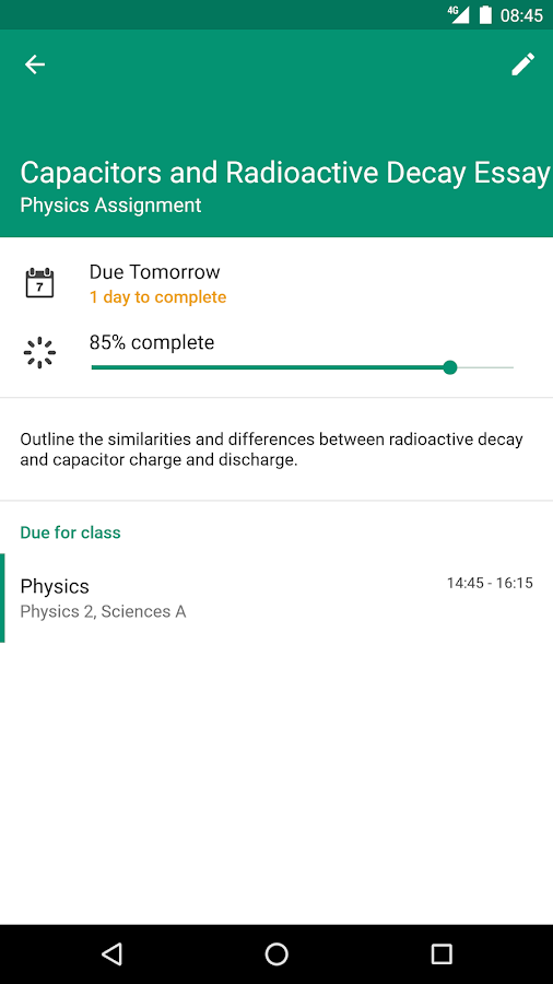 my study life school planner android apps on google play my study life school planner screenshot
