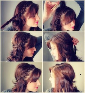 Easy Hairstyles Idea - náhled