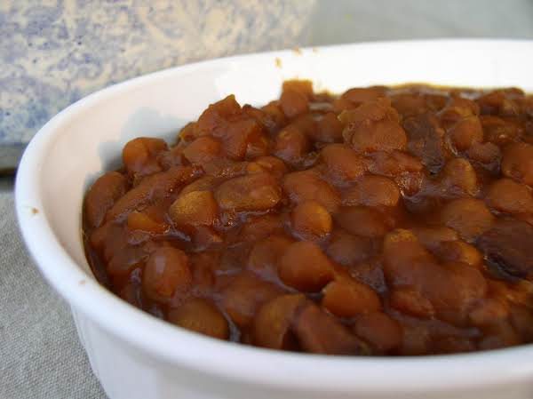Fèves Au Lard (baked Beans) Recipe