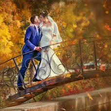 Wedding photographer Boris Medvedev (borisblik). Photo of 14.10.2014