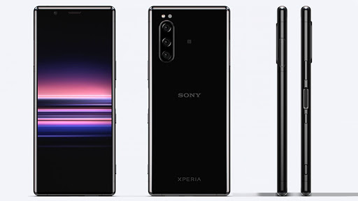 The Sony Xperia 5 is water- and dust-resistant.