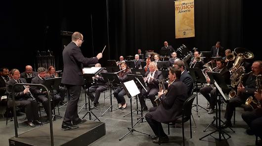 La próxima cita con la Banda Municipal será este jueves en el Maestro Padilla