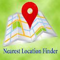 Nearest Location Finder icon